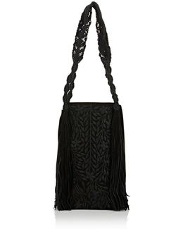 Paloma Embroidered Tote Bag