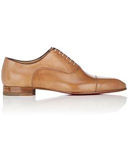 Greggo Flat Leather Balmorals