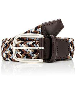 Braided Elastic Belt