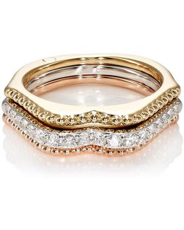 Omg! Stacked Ring