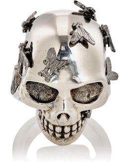 Fly Skull Ring