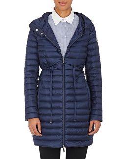 Barbel Hooded Puffer Coat