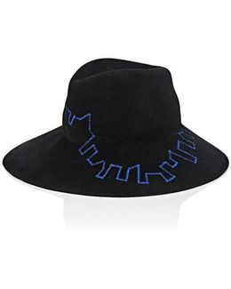 Nyc Skyline Floppy Hat