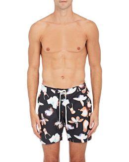 Colin Floral Swim Trunks
