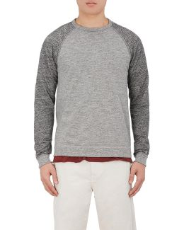 Standard Issue Cotton-blend Long-sleeve T