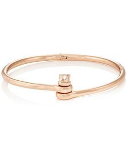 Thin Reeve Cuff Bracelet