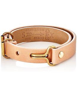 Visor Cuff Bracelet