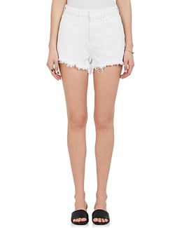 Bite Distressed Denim Cutoff Shorts