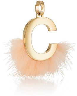 Abclick C Bag Charm