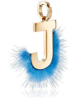 Abclick J Bag Charm