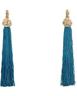 Loulou Tassel Earrings