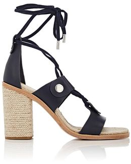 Eden Leather Gladiator Sandals