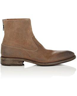 Sullivan Suede Boots