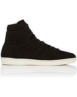 Sl/10h Suede Sneakers