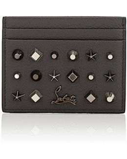 Studded Card Case
