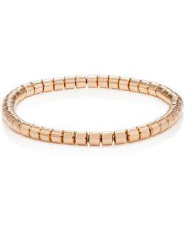 Rose Gold Tubular Bracelet