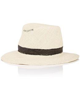 Roman Panama Hat
