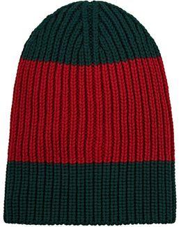 Oversized Wool Beanie