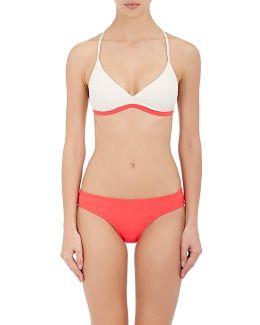 Casey Triangle Bikini Top