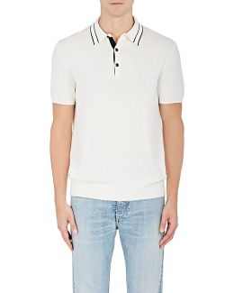 Jason Cotton Polo Shirt