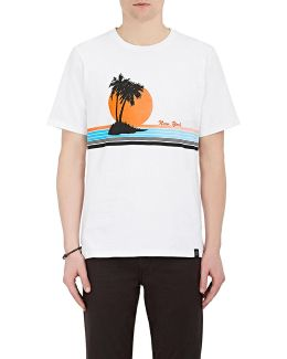 Vacation Cotton Jersey T
