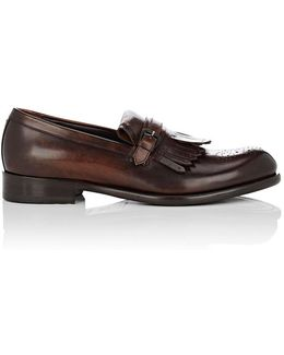 Gabriel Leather Loafers