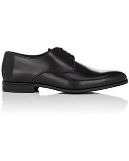 Christopher Leather Bluchers