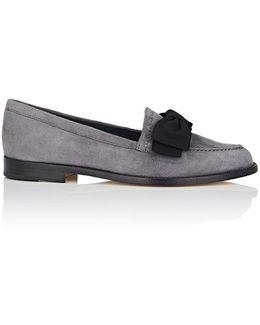 Aldena Suede Loafers