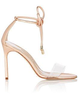 Estro Leather & Pvc Ankle