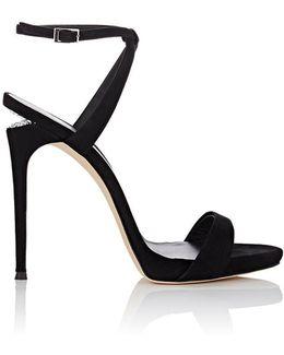 Coline Suede Sandals