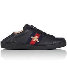 New Ace Leather Sneakers
