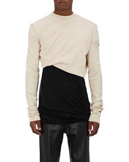 subhuman Convertible Wool Sweater