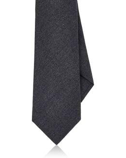 Wool Twill Necktie