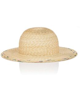 Milan Straw Sun Hat