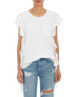 Makayla Cotton Slub Jersey T