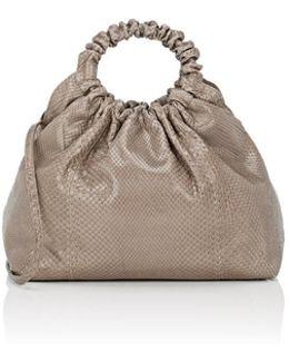 Circle Python Small Bag
