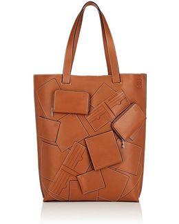 Appliquéd Tote Bag