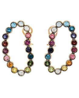 Lourdes Open Earrings
