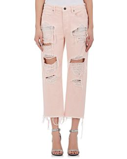 Rival Cropped Jeans