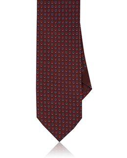 Gancios Silk Faille Necktie