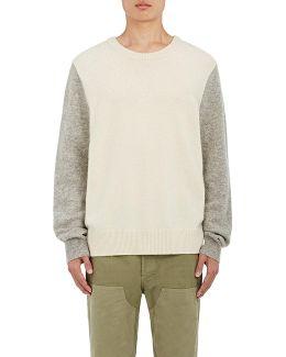 Victor Colorblocked Wool