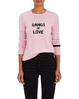 gangs Of Love Wool Sweater