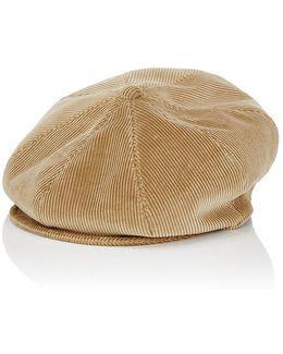 Bourton Cotton Corduroy Cap