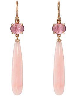 Mixed-gemstone Double