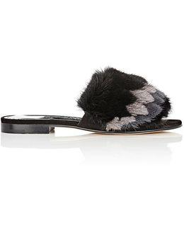 Pelosusmin Slide Sandals