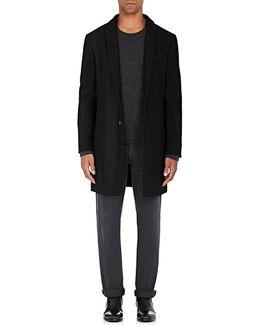 Cotton Flannel Coat