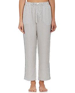 Marina Silk Pajama Pants