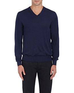 Wool-blend V