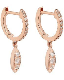 Delilah Huggie Hoop Earrings