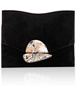 Curl Small Clutch Bag